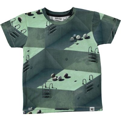 Molo T-shirt Rooney Graphic Pools