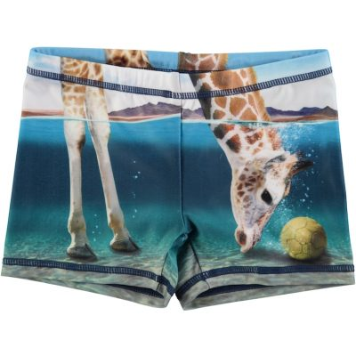 Molo Norton Giraffe swimming pants