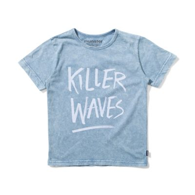 Munsterkids Shirt Killerwaves