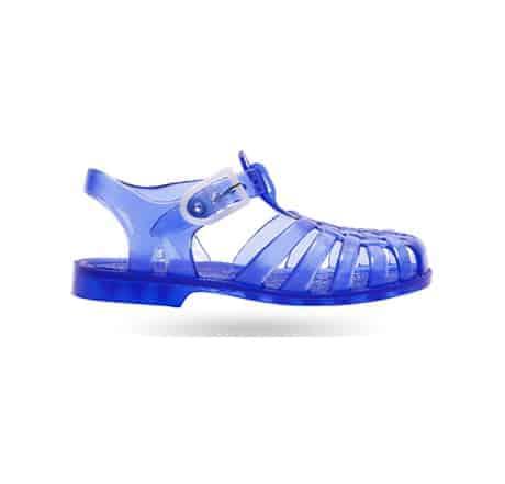 Meduse waterschoenen kobalt blauw