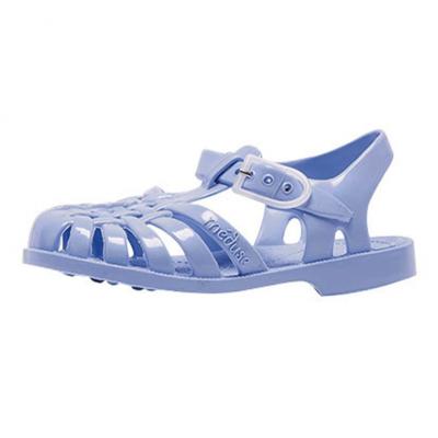 Meduse waterschoenen pastel blauw
