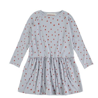 Nadadelazos Dress Mini Dots