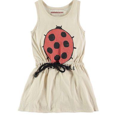 Nadadelazos Dress Lady Beatle