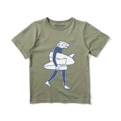 Munsterkids Shirt Busted Olive