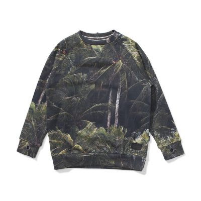 Munsterkids Sweatshirt Jungle Palms