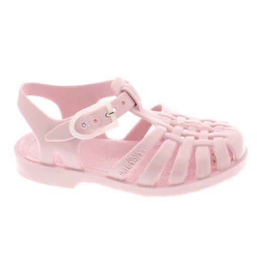 Meduse waterschoenen pastel roze