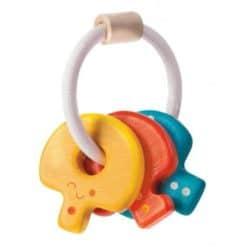 PlanToys Baby Key Rattle