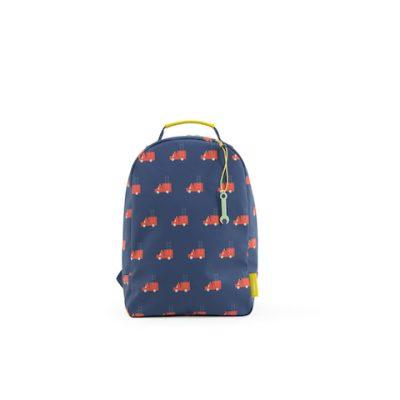 RILLA GO RILLA Mister Gorilla backpack Firetruck