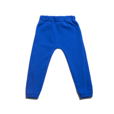 Swearhouse Twisted Trousers Royal Blue