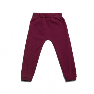 Swearhouse Twisted Trousers Bordeaux