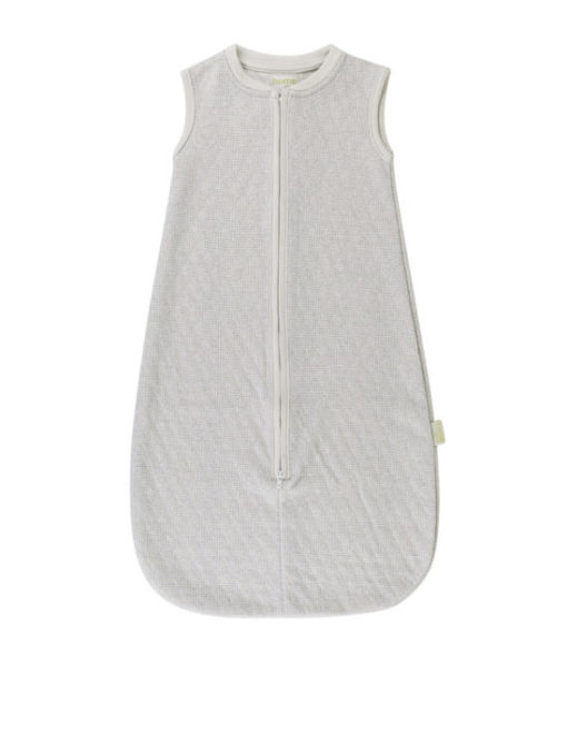 Lux printed sleeping bag sand soft blue- home by Door