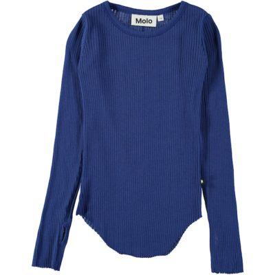 Molo Rochelle top blauw