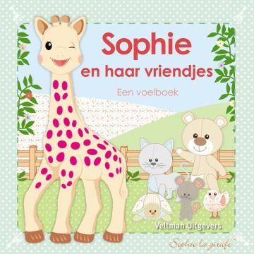 Sophie de Giraf en haar vriendjes