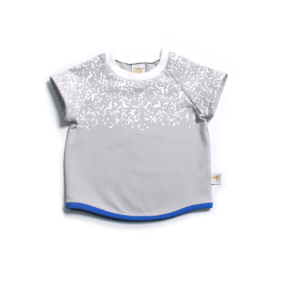 Swearhouse T-shirt Speckles Grey