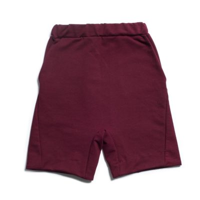 Swearhouse Twisted Shorts Bordeaux
