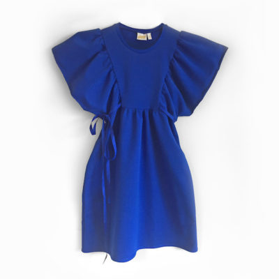 Swearhouse Dress Blue