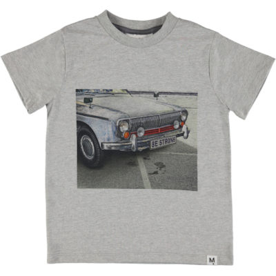 Molo Road t-shirt kentekenplaat