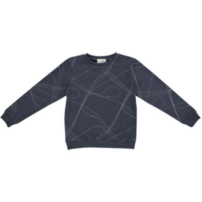 Gro Sweater Dark washed