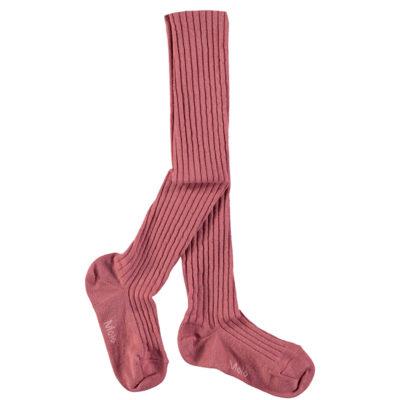 Molo maillot roze rib