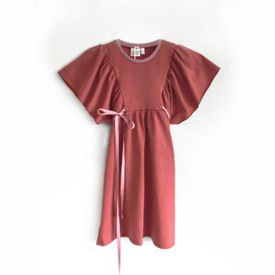 Swearhouse Dress Coral