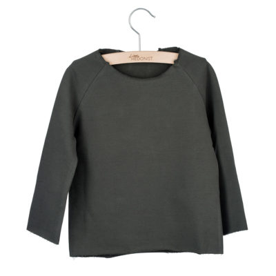 Little Hedonist Sweater Jonathan Piraat Zwart