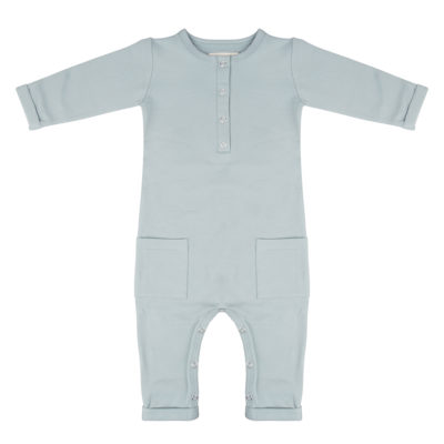 Little Indians Jumpsuit Blauw