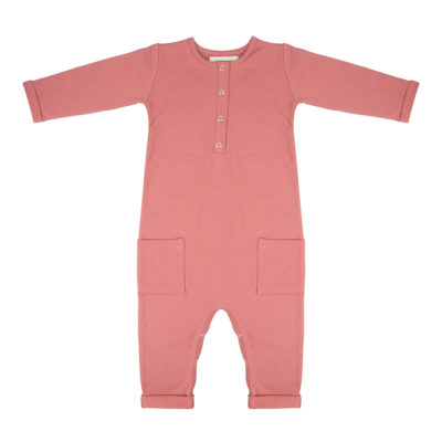 Little Indians Jumpsuit Roze