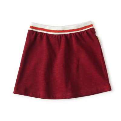 Little Label rokje bordeaux rood