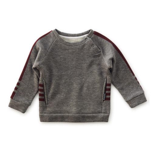 Little Label sweater grijs