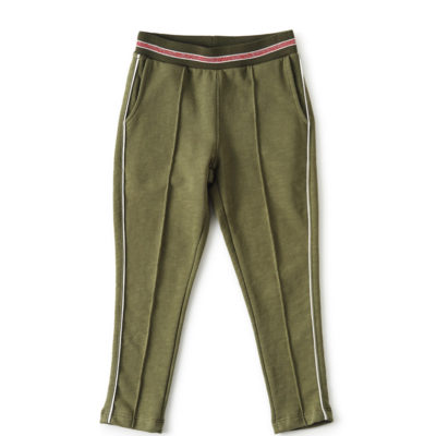 Little Label sweatpants groen