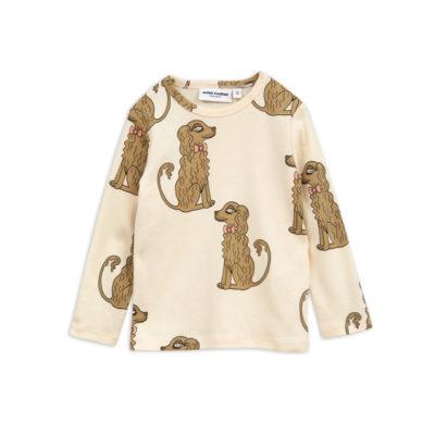 Mini Rodini T-Shirt Spaniel Hond