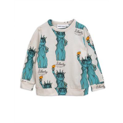 Mini Rodini T-Shirt Vrijheids Kat