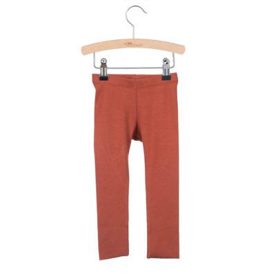 Little Hedonist Legging Kiki Rood Oranje