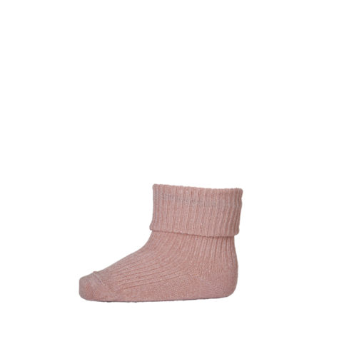 mp Denmark baby sokje roze glitter