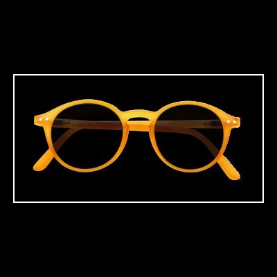 Izipizi zonnebril Yellow #D