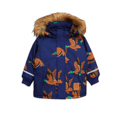 Mini Rodini K2 ducks parka