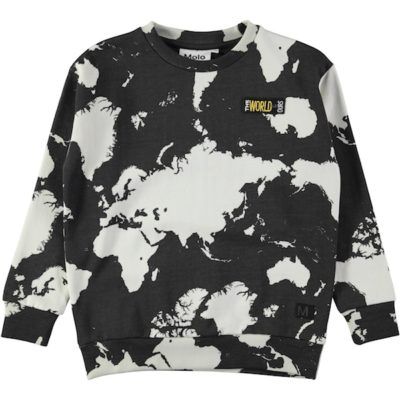 Molo Sweater World Map