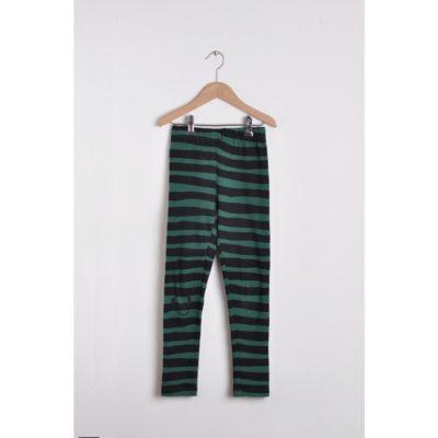 Nadadelazos Legging Zebra Groen