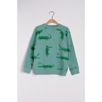 Nadadelazos Sweater Crocodiles
