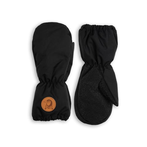 Mini Rodini Alaska Glove Black
