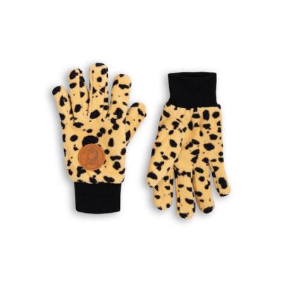Mini Rodini Fleece Spot Glove