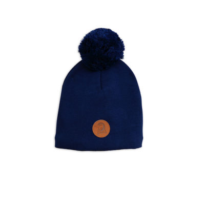 Mini Rodini Penguin Hat Navy