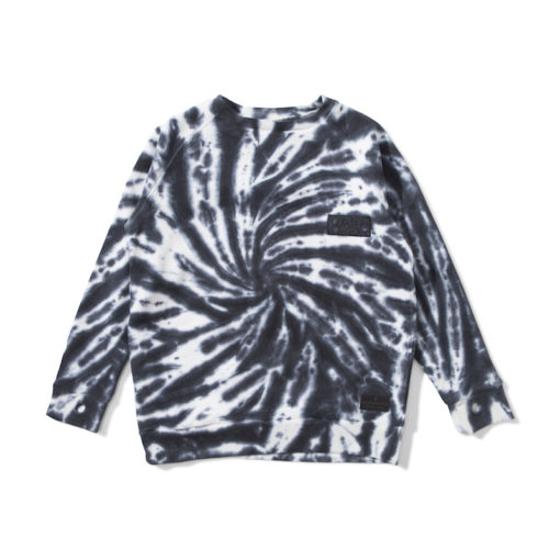 Munsterkids sweater twisted zwart