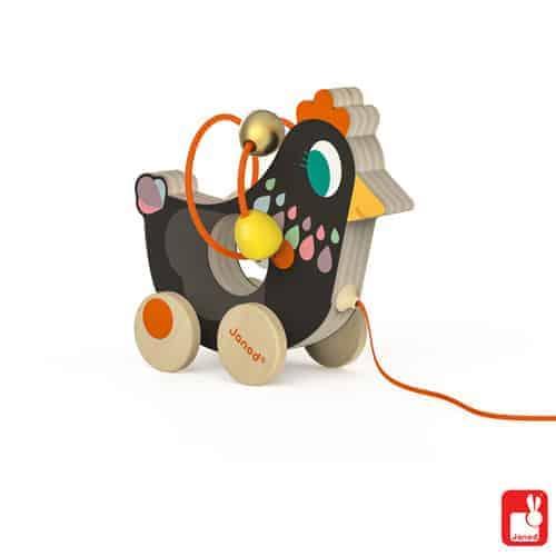 Janod Mini Looping Dieren