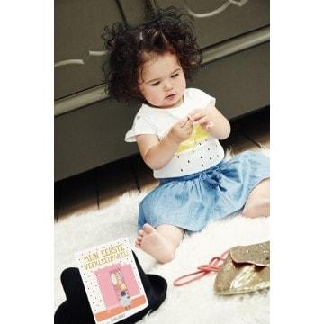 Milestone Baby's eerste fashion momenten