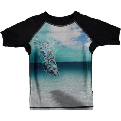 Molo UV shirt Neptune Skateboard