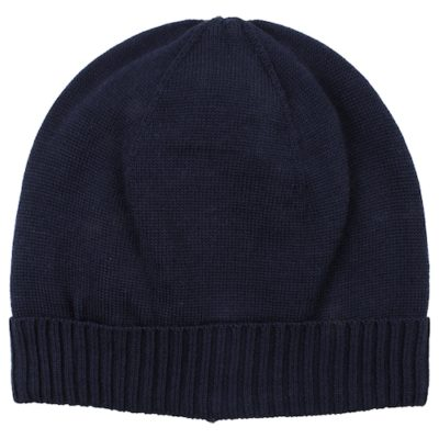 Nordic Label knit wool hat navy