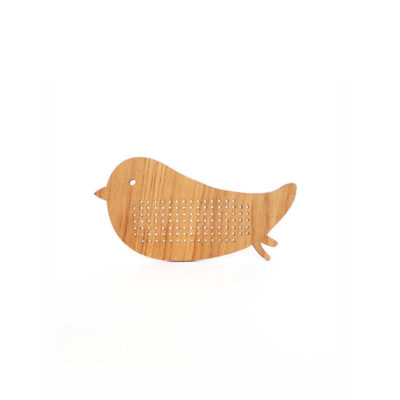 Ted & Tone Embroidery Bird