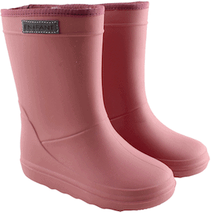 Enfant thermo boots Mat roze