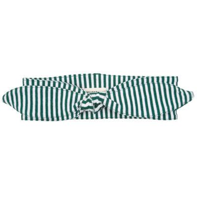 Little Indians Headband Forest Stripe